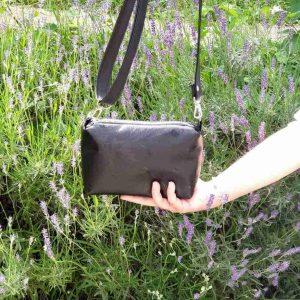 torba črna mini andreja