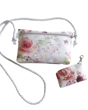 Mini cvetlična torbica