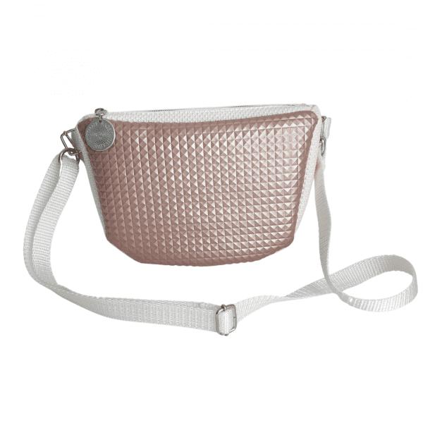 torba za okoli pasu roza Tanja
