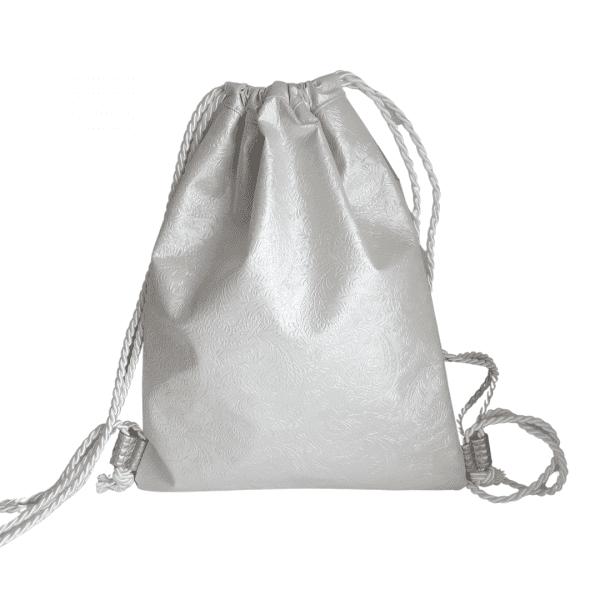 nahrbtnik na vrvice srebrno poletje