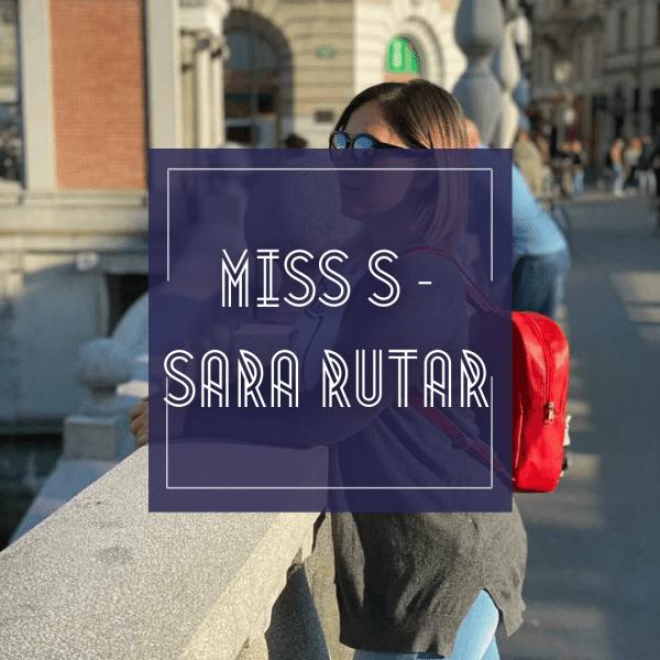 MissS - Sara Rutar